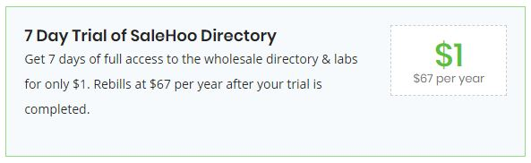 Salehoo Review: Directory for Drop Shipping Wholesalers & Suppliers