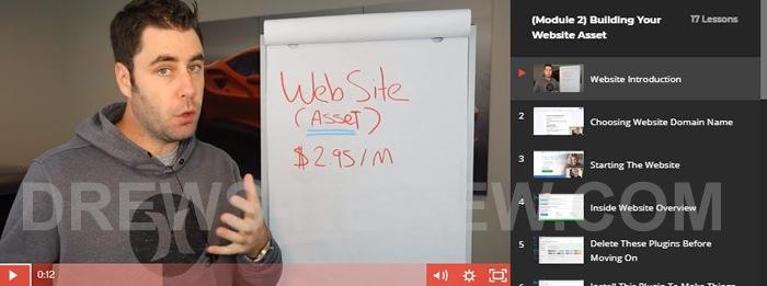 module 2 building your website asset