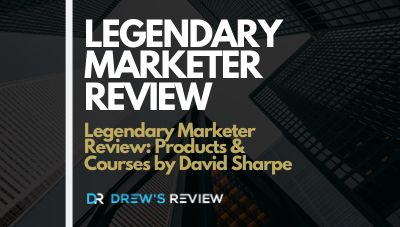 Used Legendary Marketer