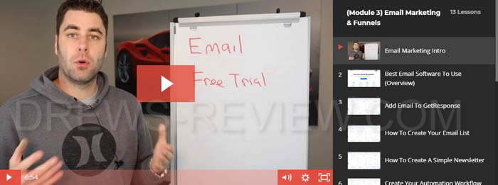 module 3 email marketing and funnels
