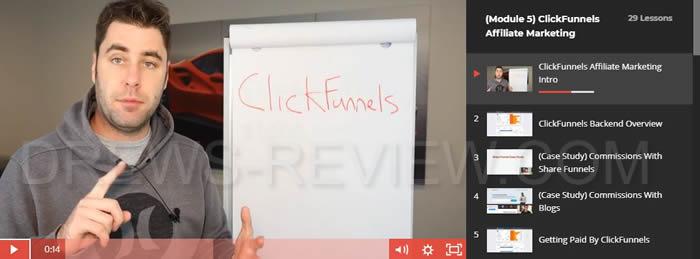 Module 5 Clickfunnels Affiliate Marketing
