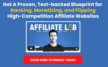 my personal affiliate lab review