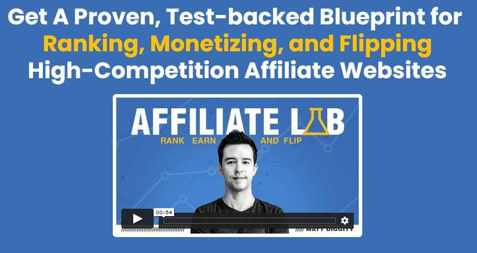 best affiliate marketing course affiliate lab