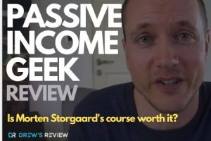 Passive Income Geek Review  – Morten Storgaard Course any Good?