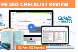 The SEO Checklist by SEO Buddy Review – Do You Need This Course?